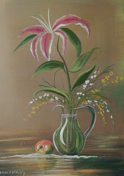 Cathal O Malley - summer-flower