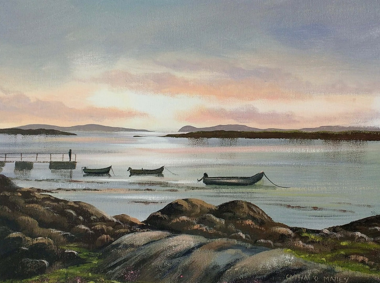 Cathal O Malley - rossadilisk  boats