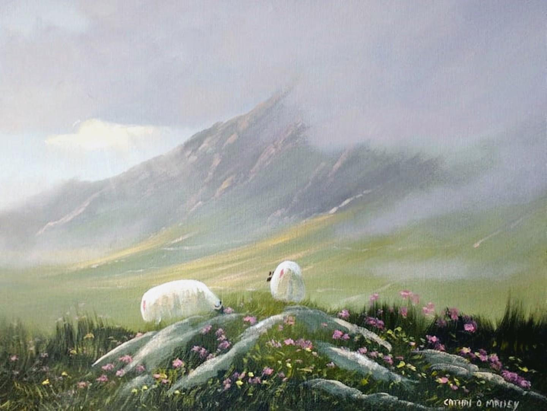 Cathal O Malley - hills of connemara