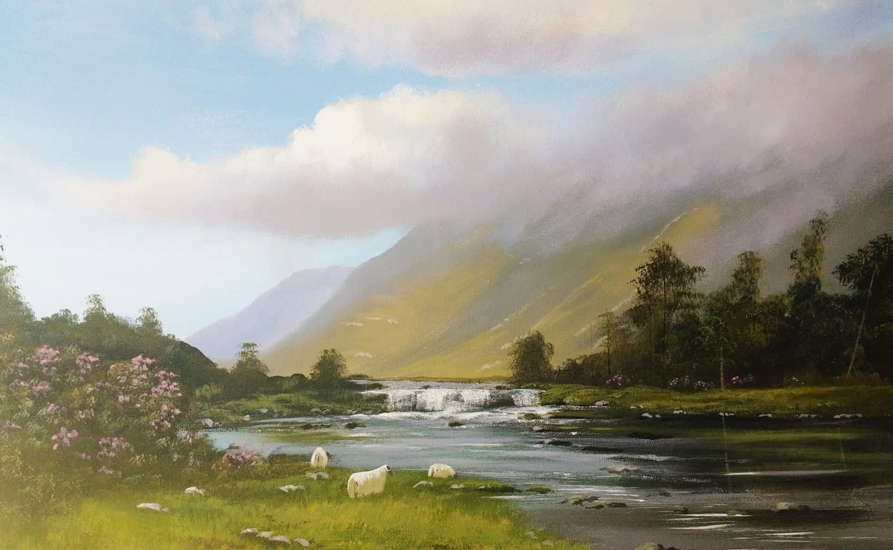 Cathal O Malley - aashleagh falls sept