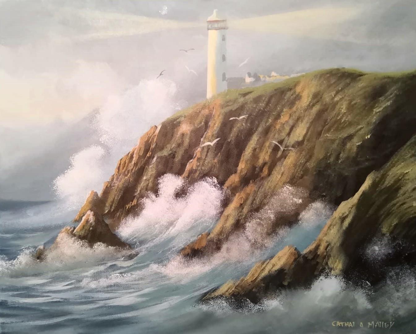 Cathal O Malley - wild atlantic