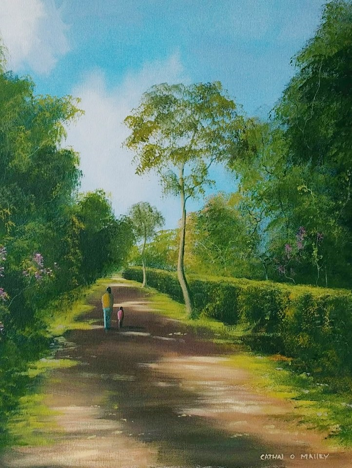 Cathal O Malley - summer walk