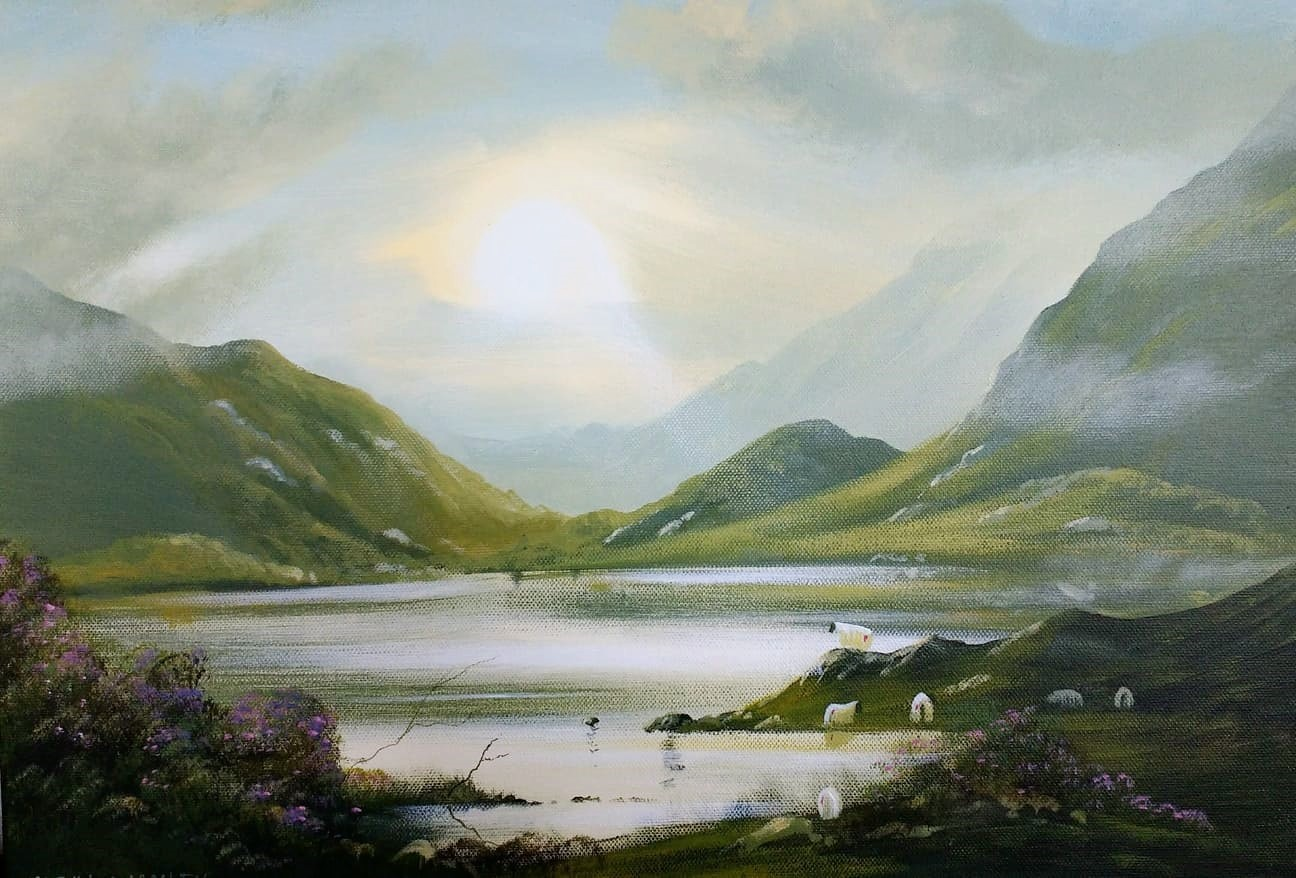 Cathal O Malley - november light
