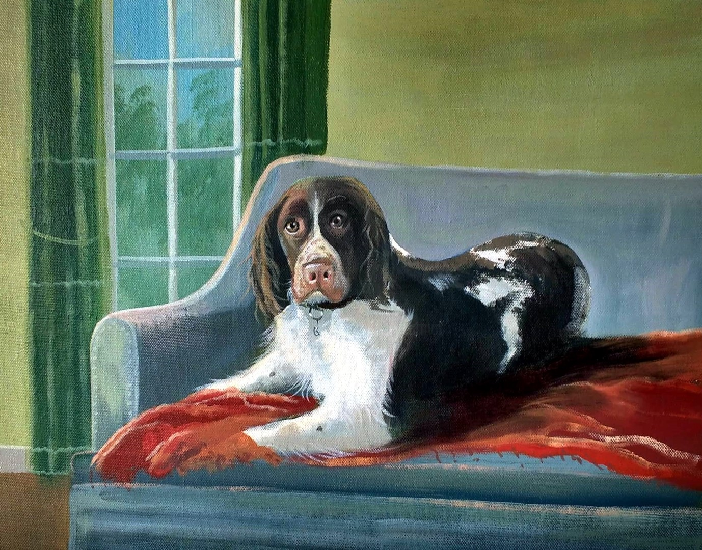 Cathal O Malley - A Dogs Life