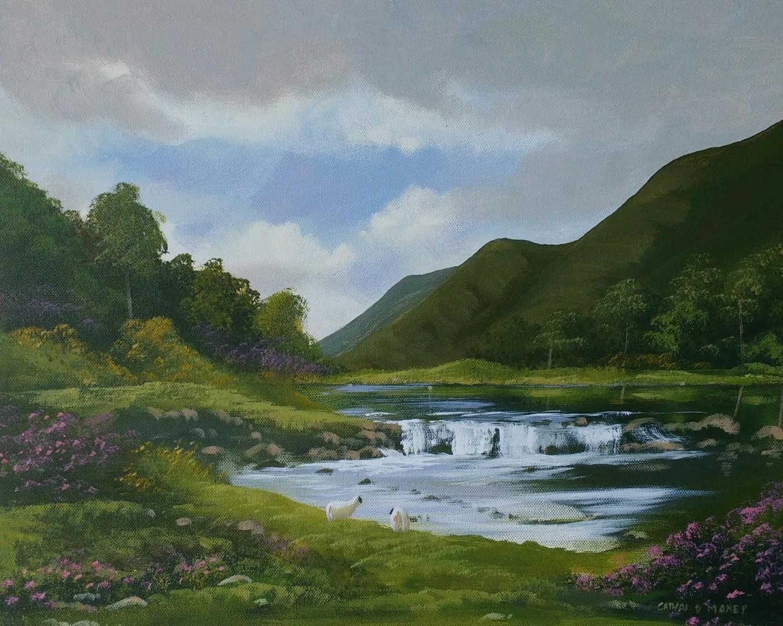 Cathal O Malley - aashleagh-falls