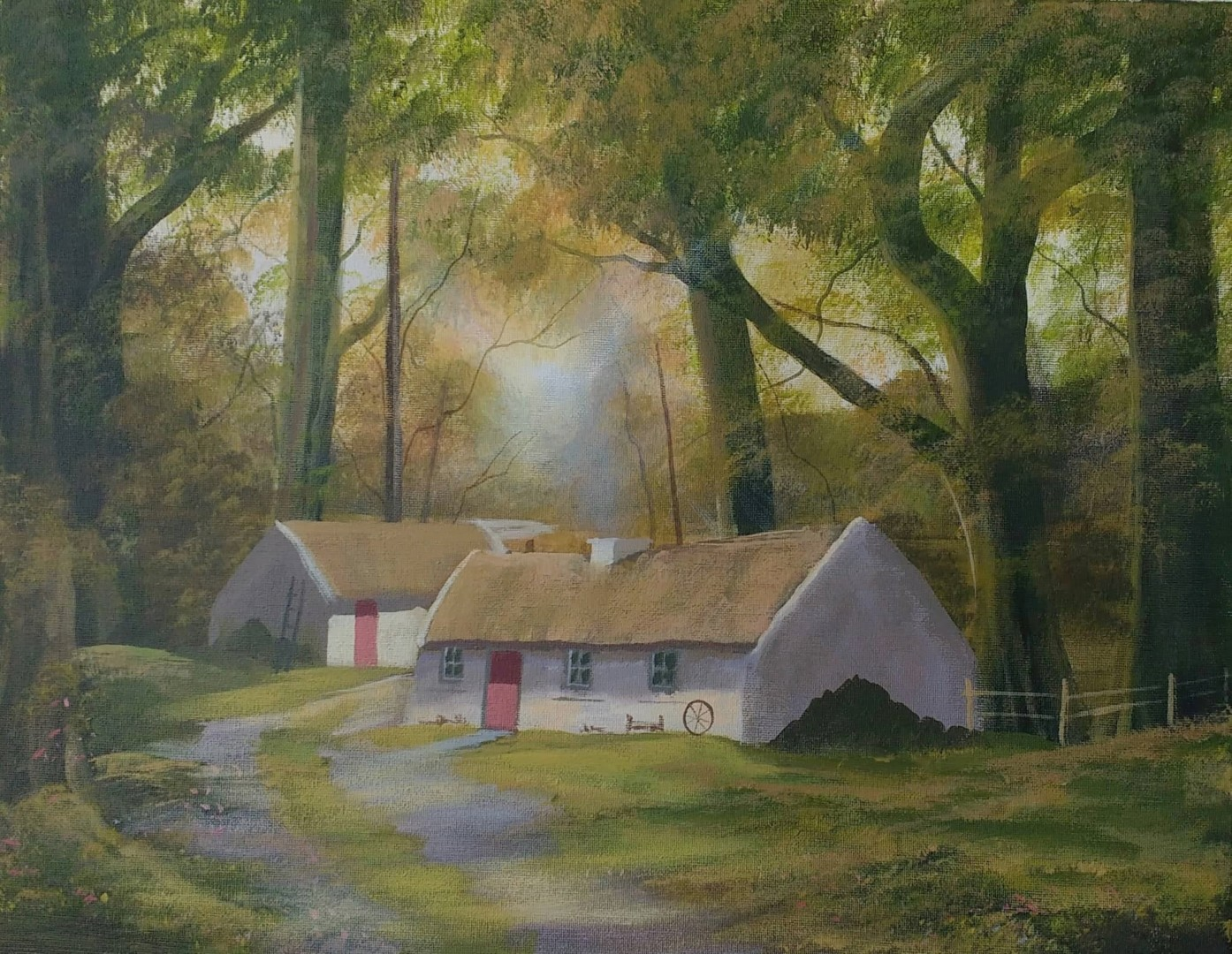 Cathal O Malley - sunlight-cottages
