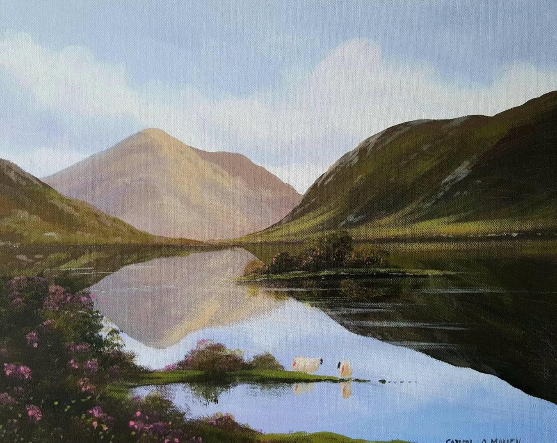 Cathal O Malley - doolough valley