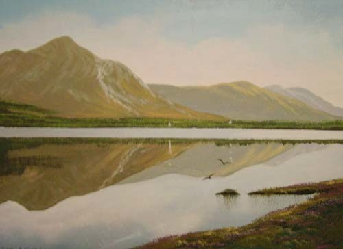 Cathal O Malley - inagh reflections