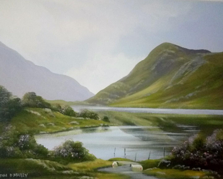 Cathal O Malley - Gap of dunloe