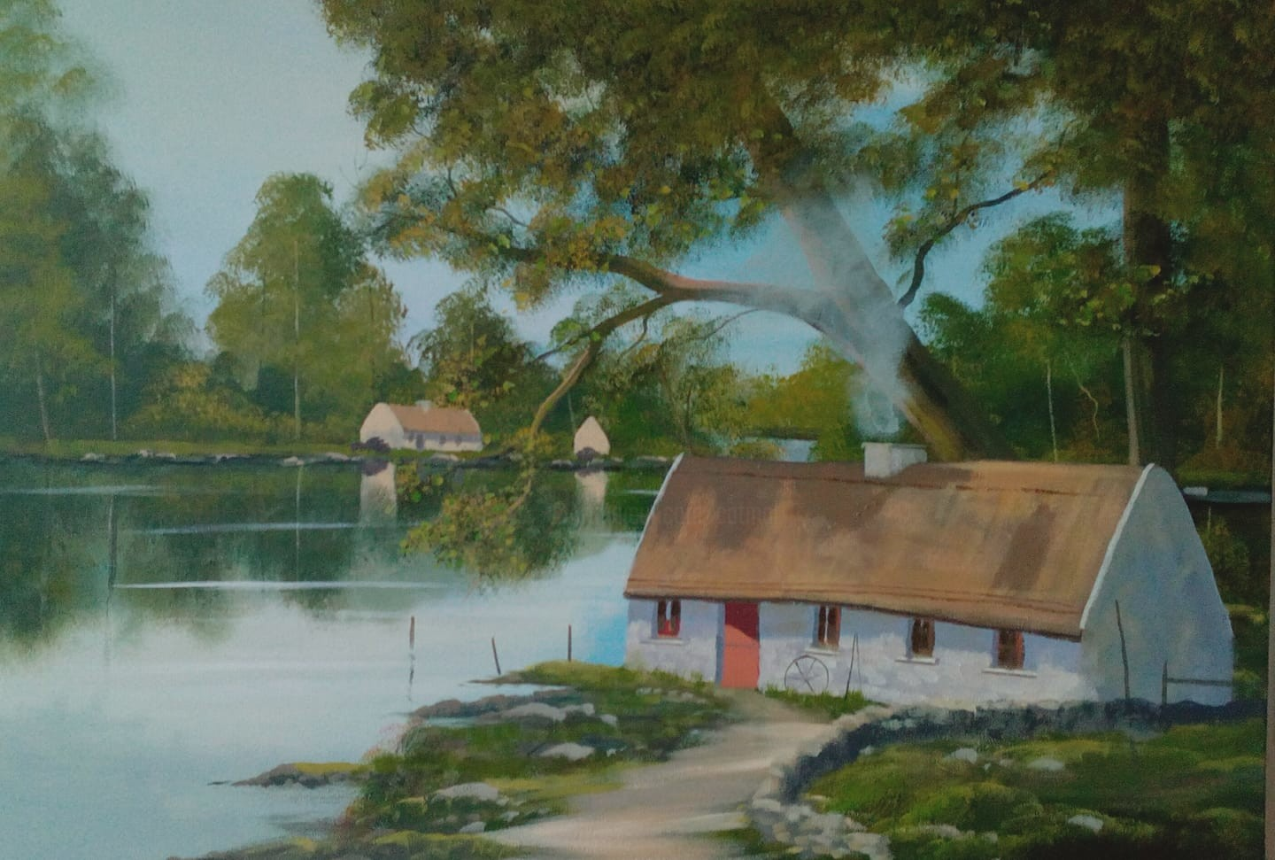 Cathal O Malley - lakeside cottages