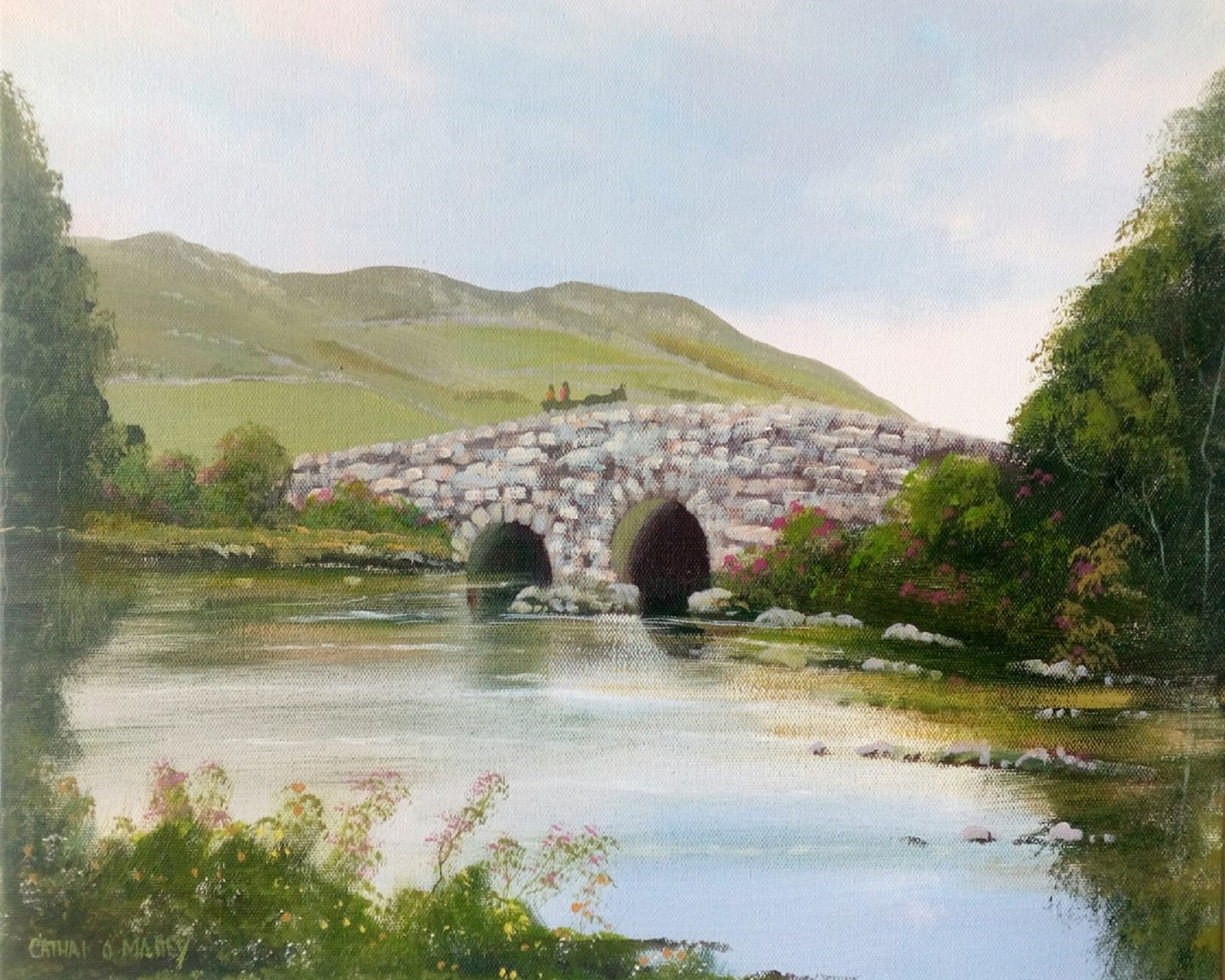 Cathal O Malley - quiet man bridge 2020
