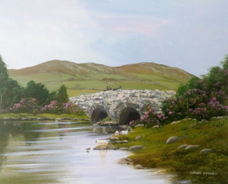 Cathal O Malley - Quiet man bridge may