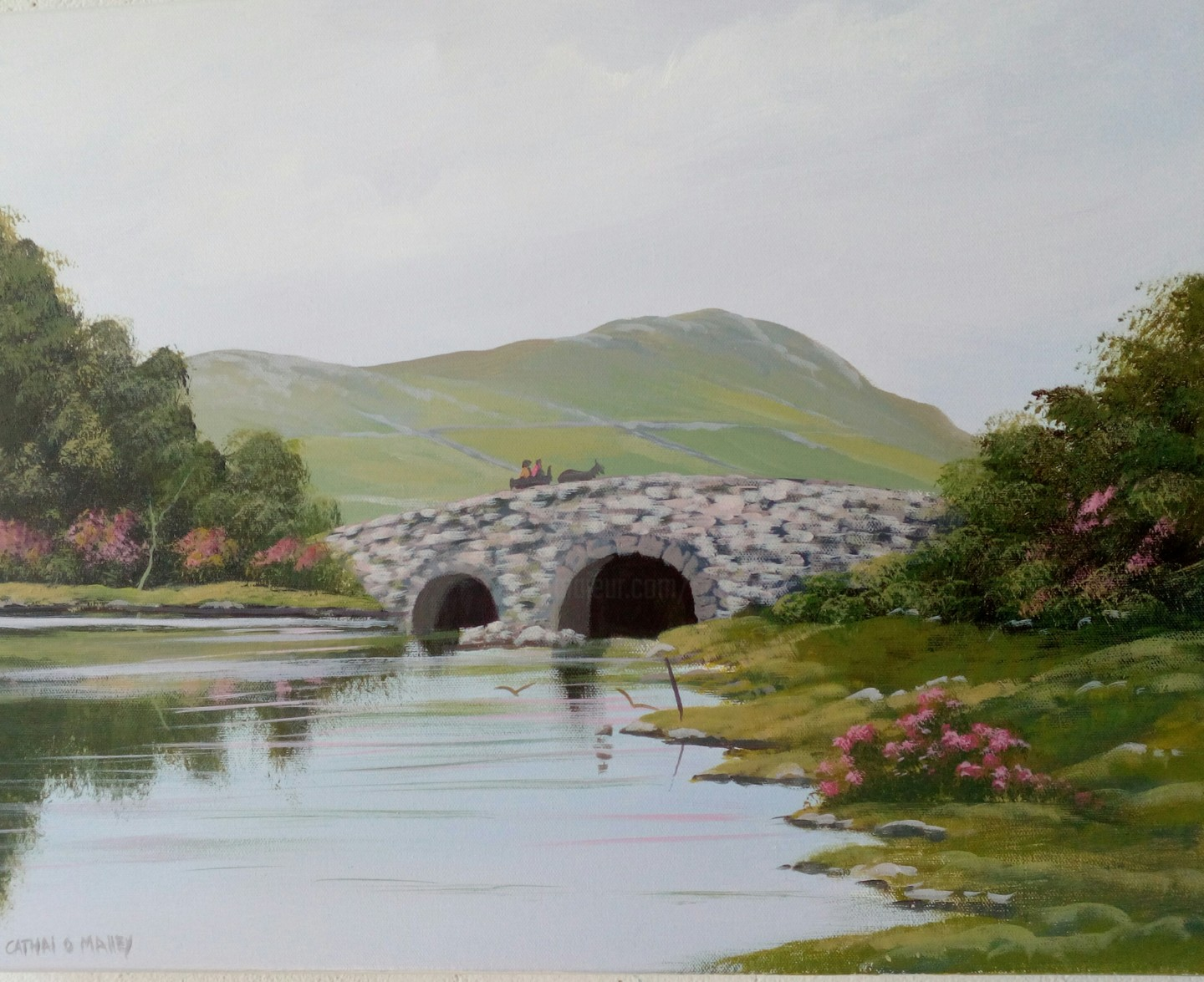 Cathal O Malley - Quiet man bridge ,