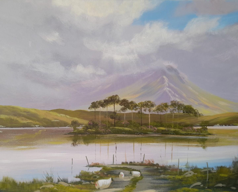 Cathal O Malley - Pine island,aug