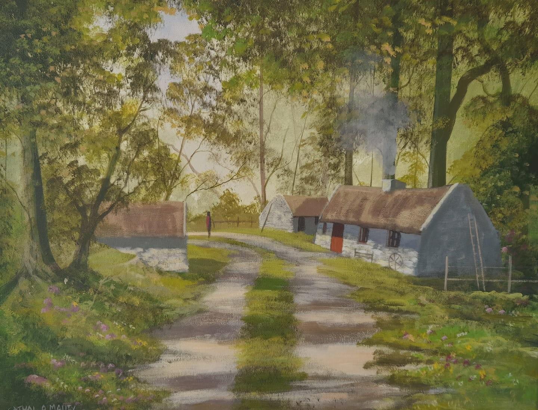 Cathal O Malley - connemara autumn