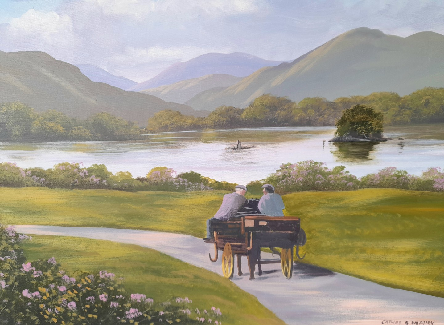 Cathal O Malley - Muckross co kerry