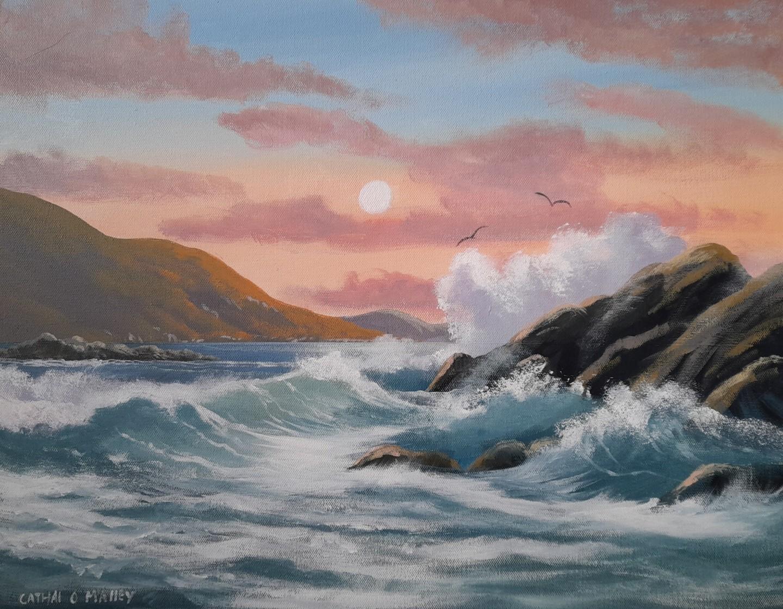 Cathal O Malley - Keem beach achill
