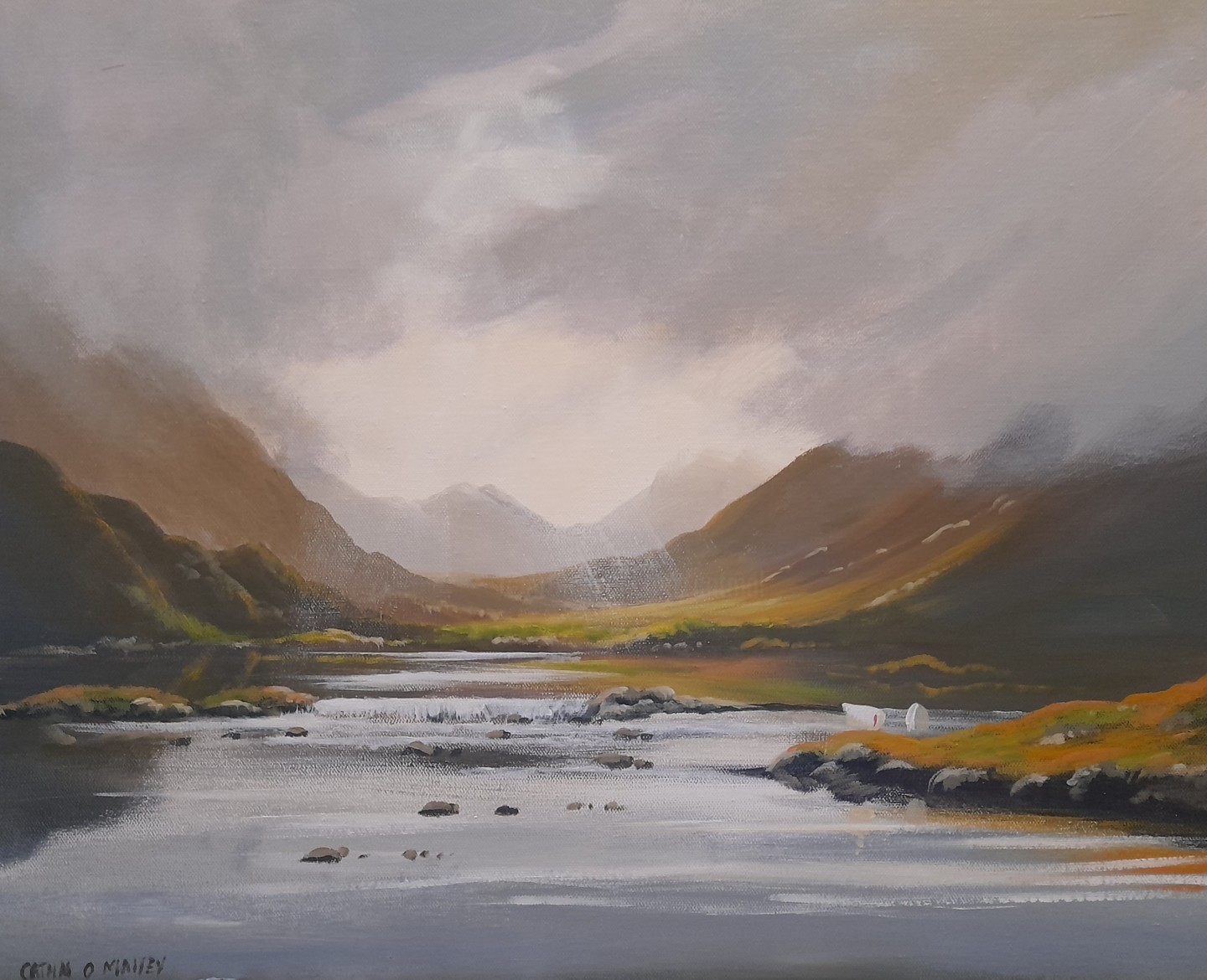 Cathal O Malley - Maam valley dec
