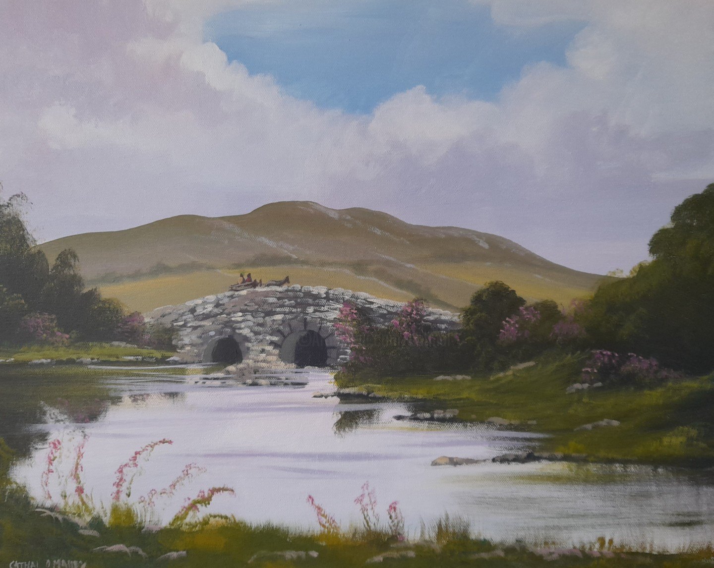 Cathal O Malley - Quiet man bridge 21