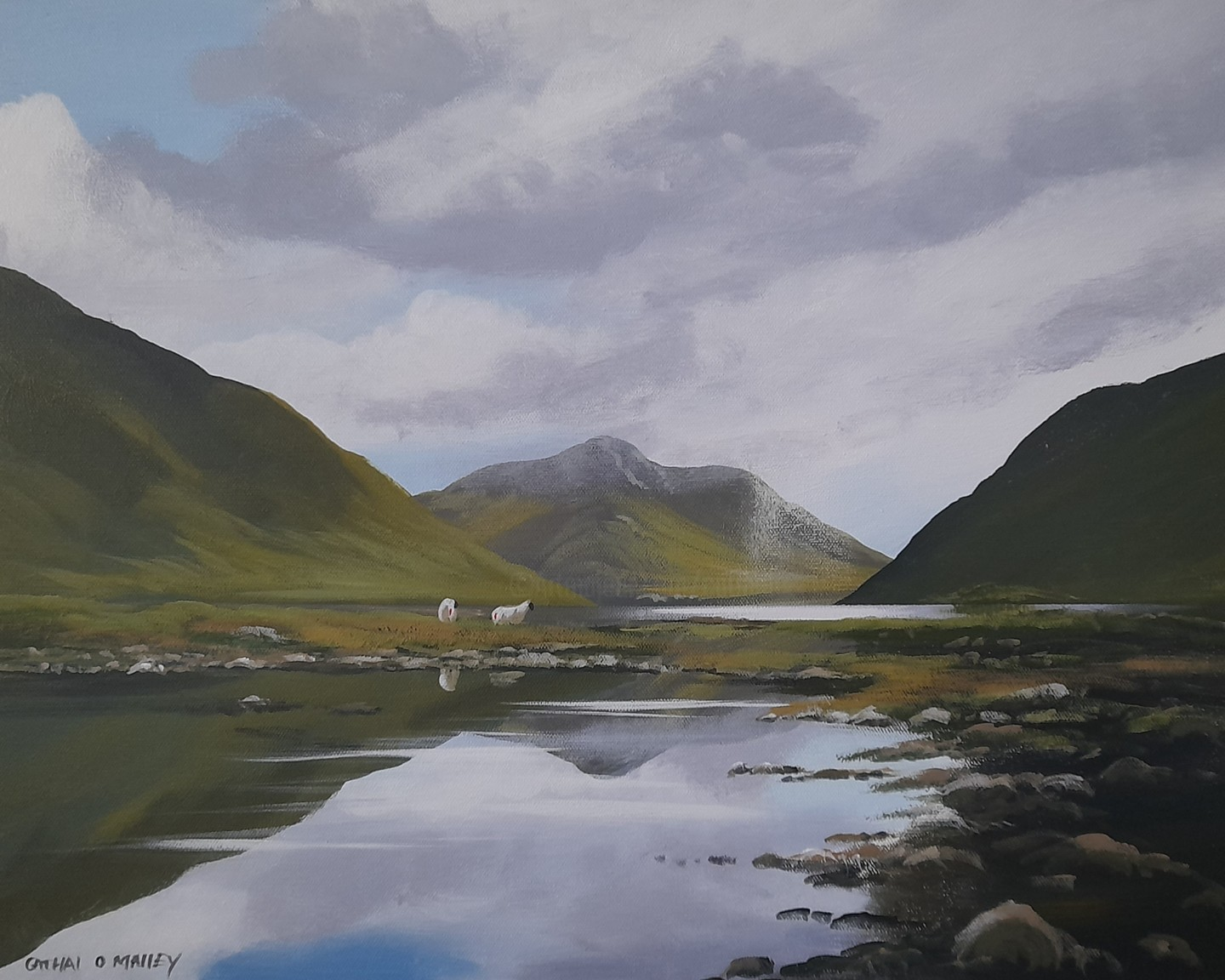 Cathal O Malley - Doolough valley,co mayo