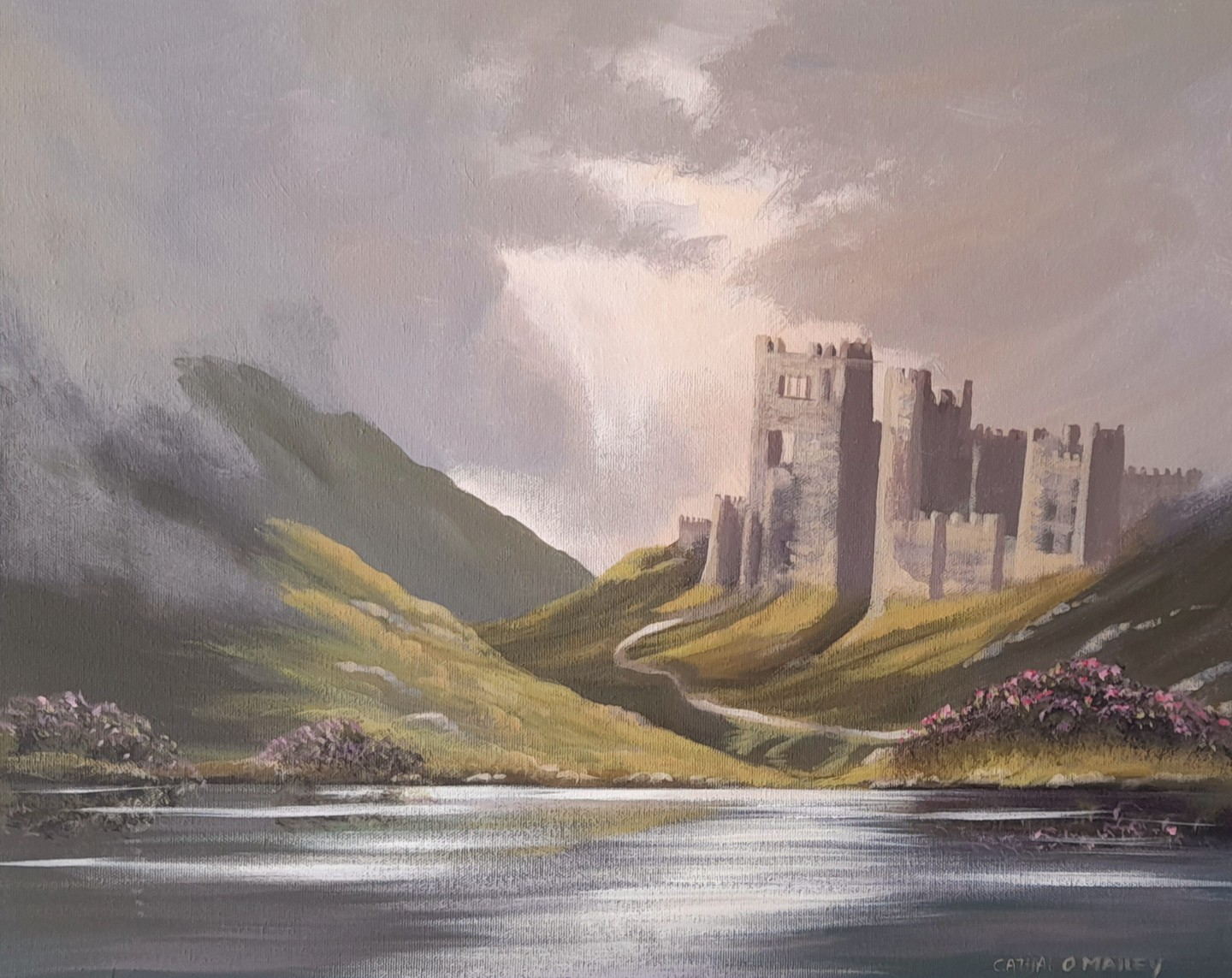 Cathal O Malley - Valley castle
