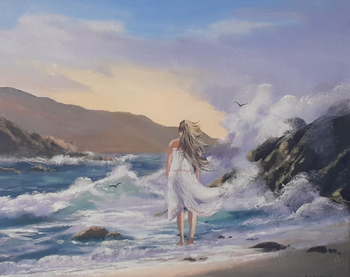 Cathal O Malley - Keel waves