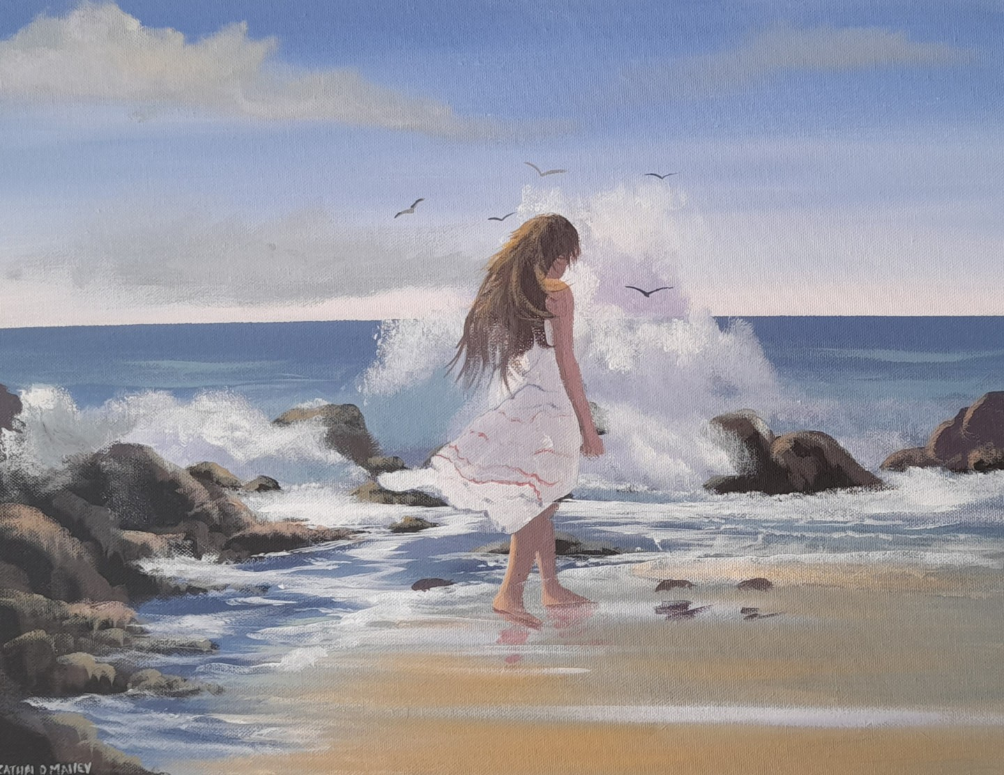 Cathal O Malley - Music of the sea