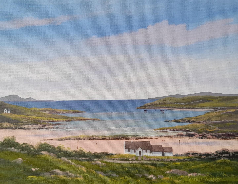 Cathal O Malley - 0mey strand july