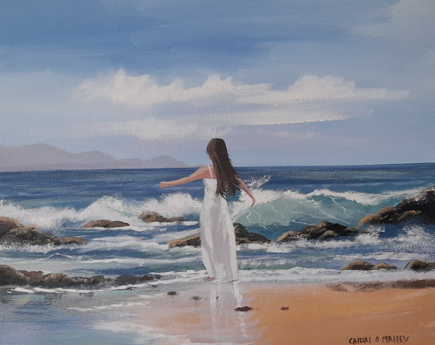 Cathal O Malley - Summer breeze