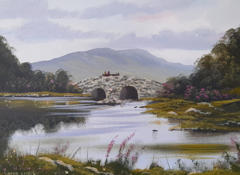 Cathal O Malley - Quiet man bridge 2021