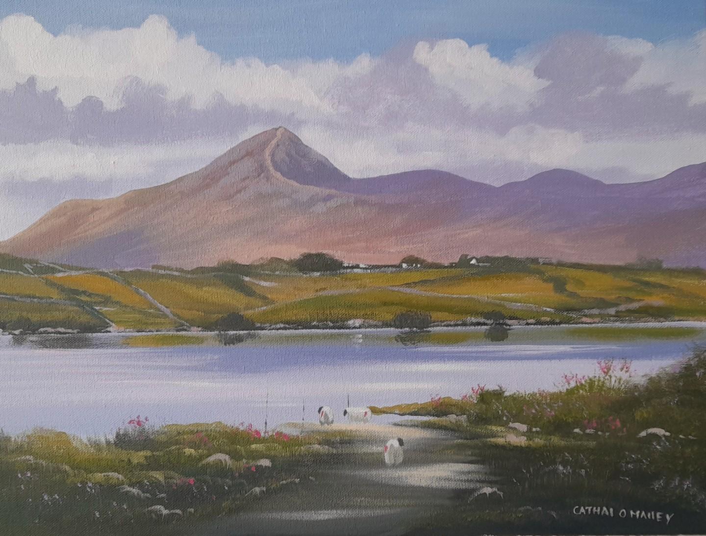 Cathal O Malley - Croagh  patrick,mayo