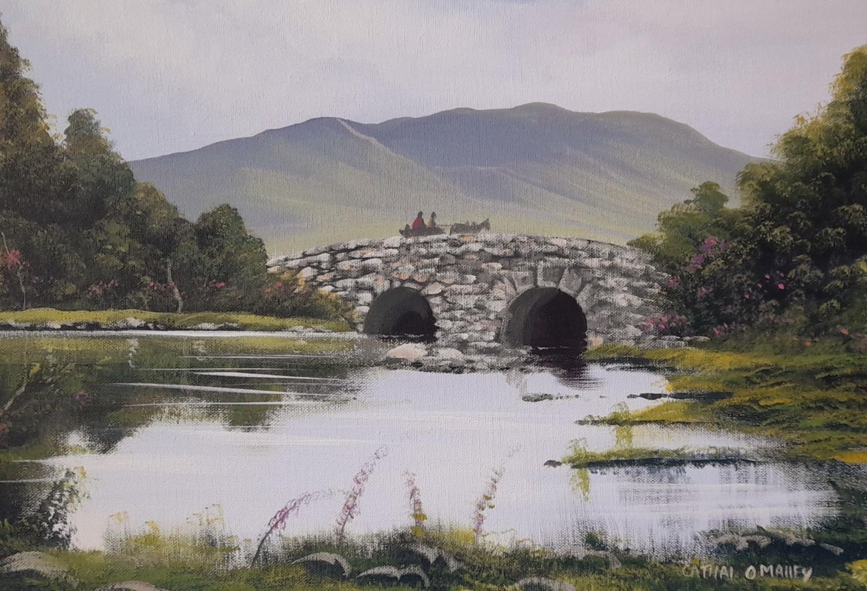 Cathal O Malley - Quiet man bridge,sept