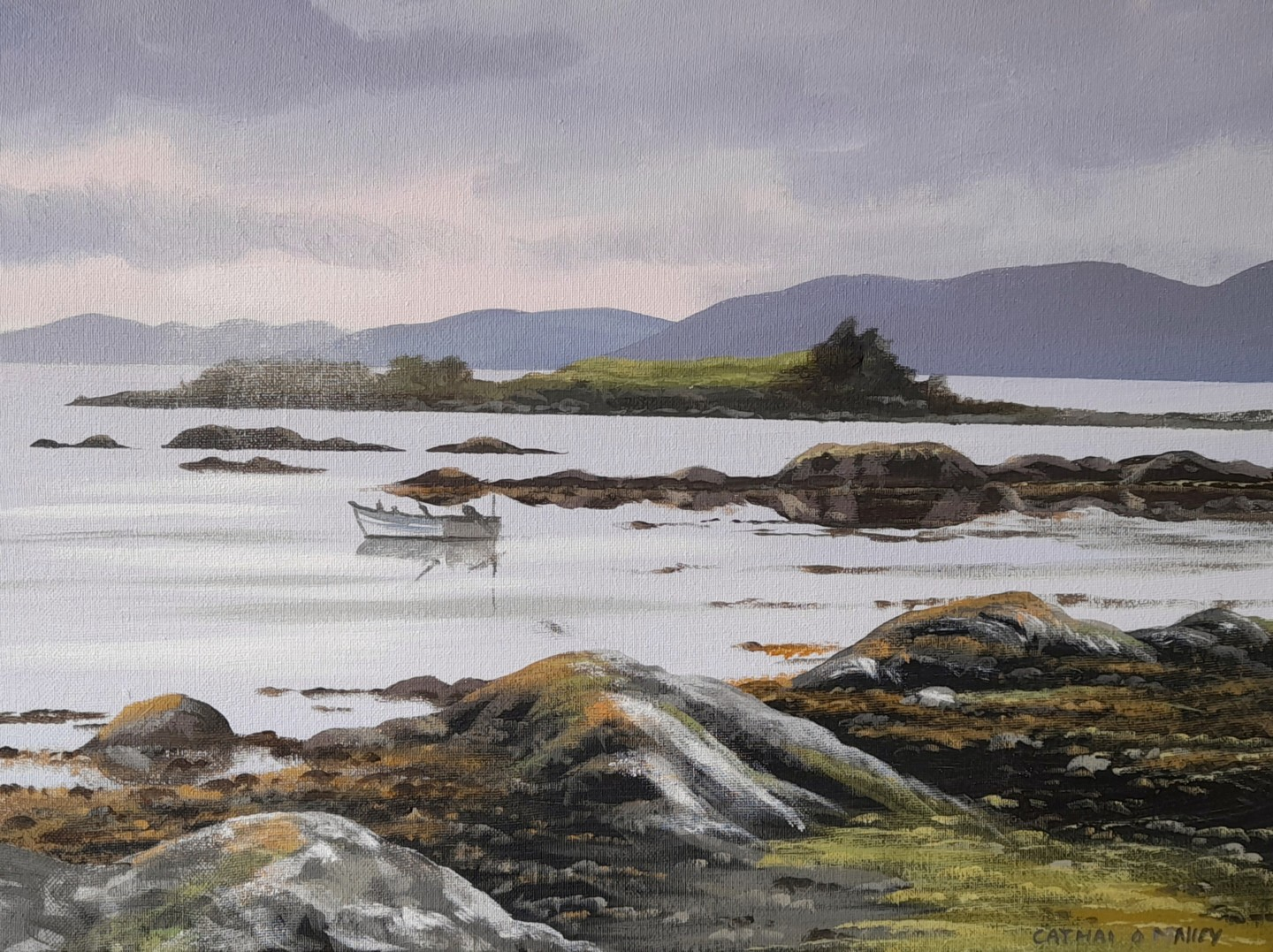 Cathal O Malley - Kenmare beach co kerry