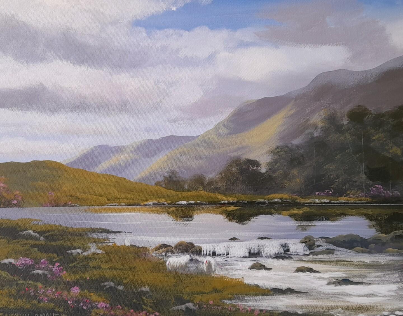 Cathal O Malley - Errif River