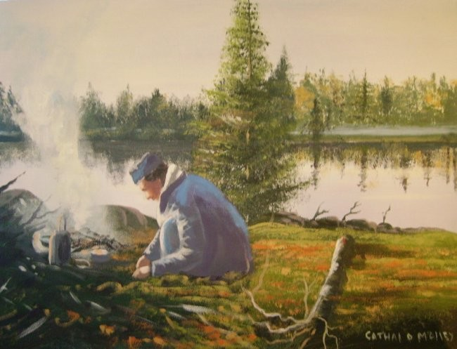 Cathal O Malley - the great outdoors