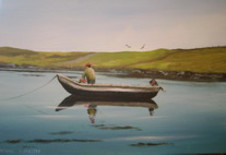 Cathal O Malley - kingstown currach