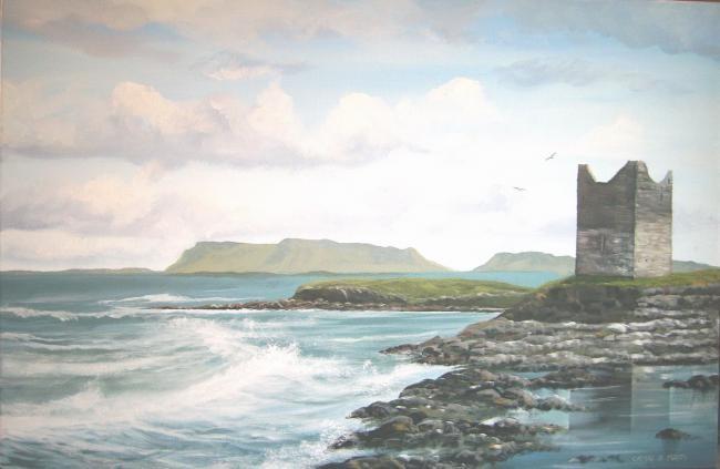 Cathal O Malley - sligo castle