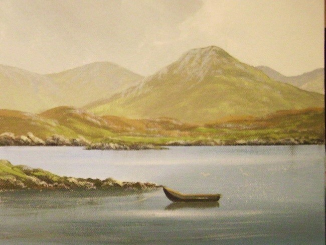 Cathal O Malley - derryinver co galway