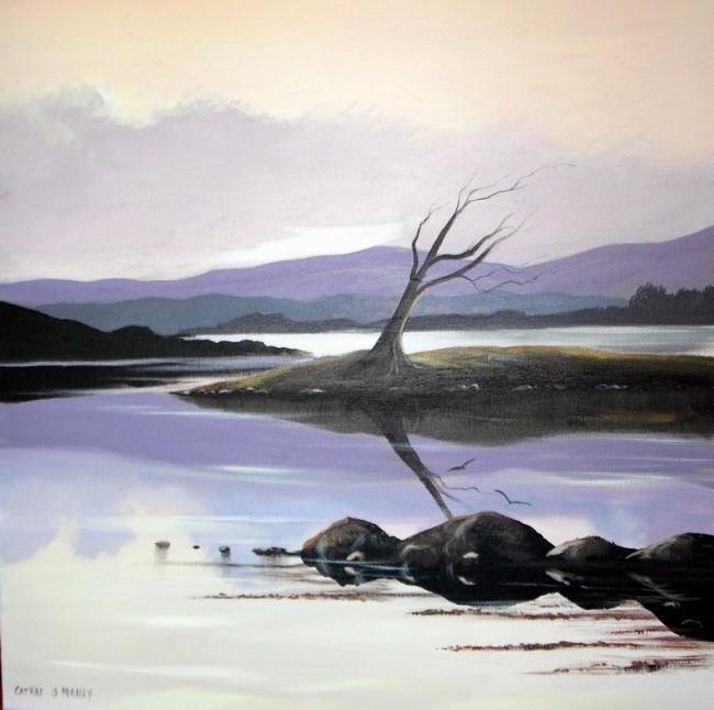 Cathal O Malley - the magic tree