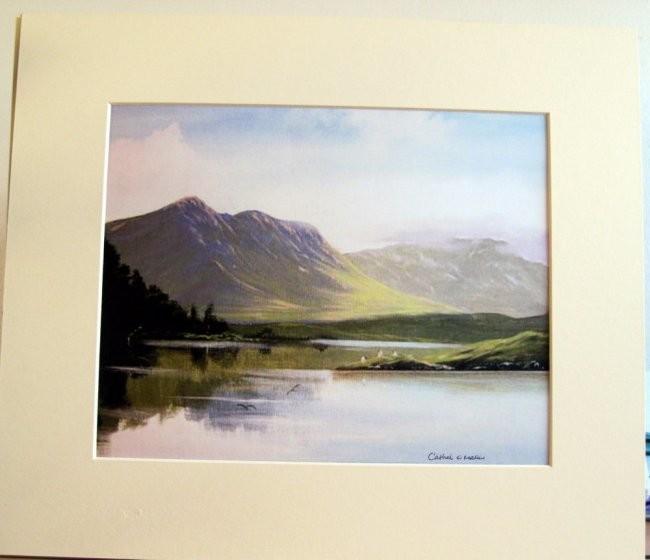 Cathal O Malley - ballinahinch lake