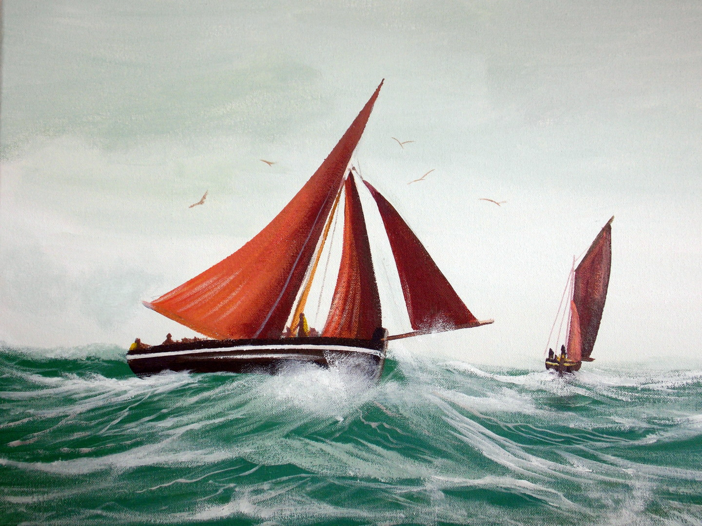 Cathal O Malley - the wild atlantic  sept 13