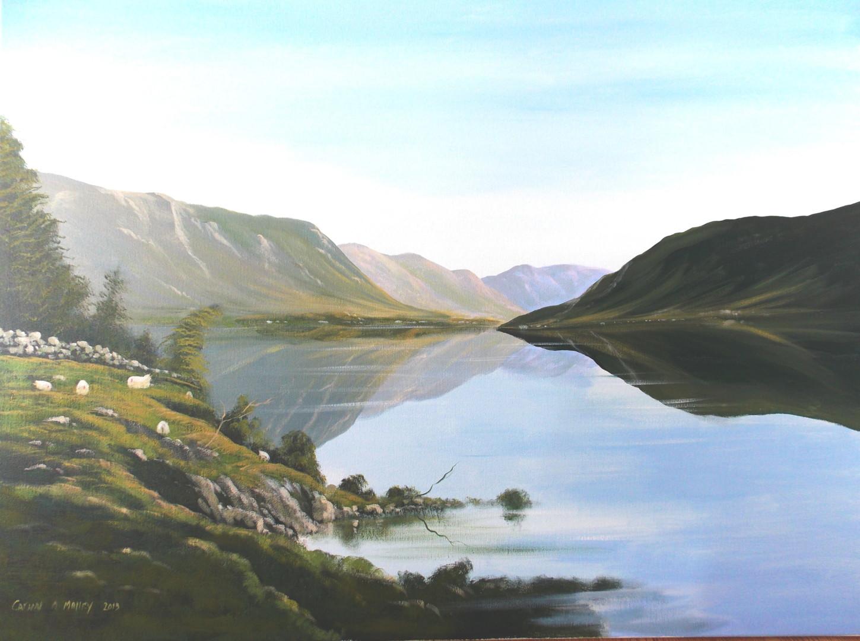 Cathal O Malley - beautiful  connemara