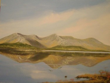 inagh valley reflections