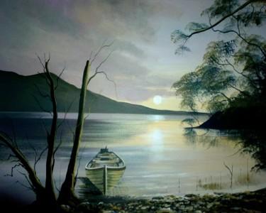Killarney lake