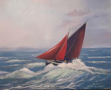 Sailing home mar