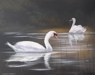 Ballynahinch swans march