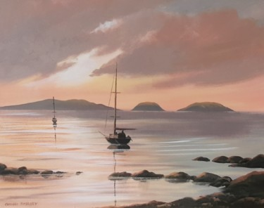 High Island boats