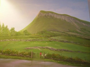 benbulben mountain,,co sligo