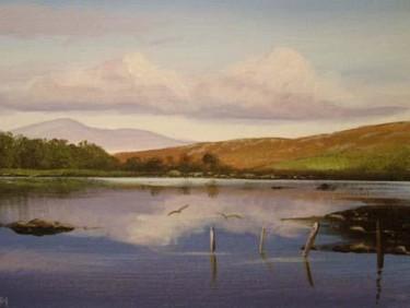lake scene,,west cork