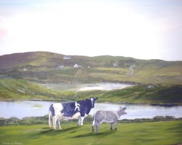 cows in moyard